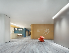YuQiang&Partners--深圳爱阅公益基金会办公室1700 ㎡