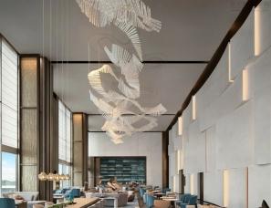 YANG设计--深圳国际会展中心希尔顿酒店