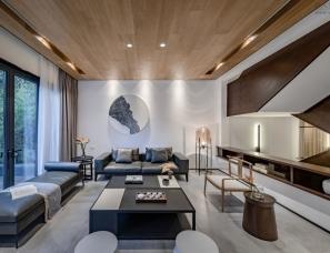 共和时代设计--建发领域私宅
