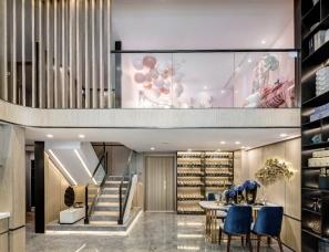 柏舍设计--96㎡龙湖大众路公寓