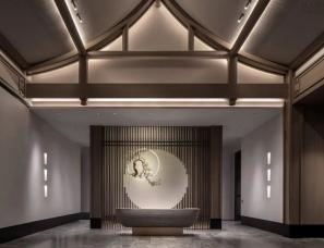 派尚设计--南宁建发五象印月售楼处