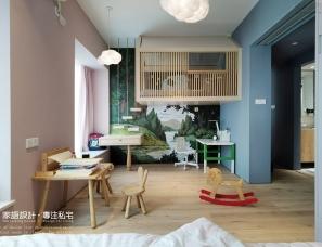 广州家语设计——童话镇