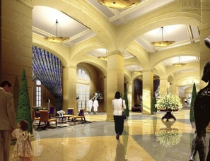 NBBJ:北京饭店设计