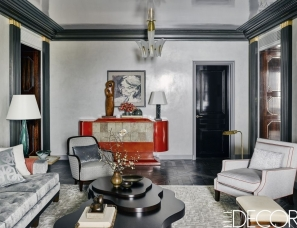 Steven Gambrel设计--芝加哥Art Deco风格公寓