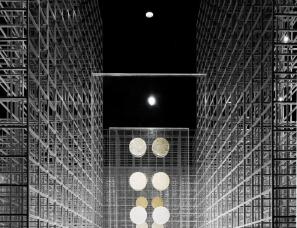 共生形态--2020广州设计周画王展厅