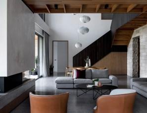 Kelder Architects作品--传统和现代建筑的过渡
