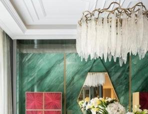 居其美业设计--北京懋源·璟玺住宅592㎡