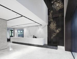DIA 丹健国际设计--DFL上海办公总部