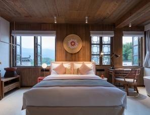 埂上设计事务所--青梅学社-宏村半山诗莉莉酒店