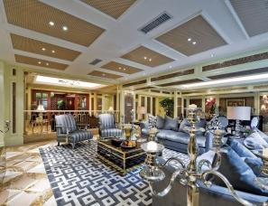 郑树芬设计--南昌绿湖歌德廷中央酒店别墅