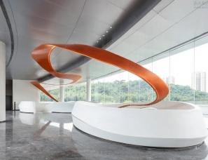 Studio HBA--肇庆阳光城檀府湖幕艺术馆