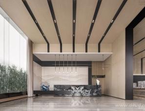 赛拉维设计--太原保利悦公馆售楼处