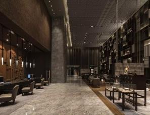 YANG设计--南京金鹰酒店