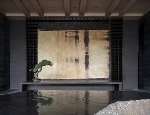 春山秋水设计--杭州安澜美学馆