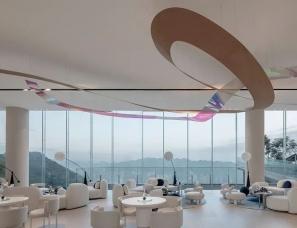 共生形态设计--重庆当代·春风印月MOMΛ星空小镇