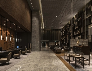 YANG杨邦胜酒店设计作品:南京金鹰精品酒店