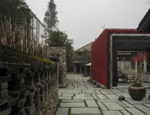 杭州内建筑设计有限公司--隐居(洱海)(画乡)系列酒店