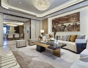 KLID达观国际设计--上海上实发展泰府名邸精装房