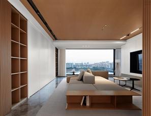 何止设计李雪松--宁波铂翠湾285㎡私宅