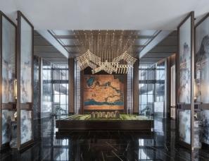 J&A杰恩设计--沈阳中铁诺德·阅香湖营销中心