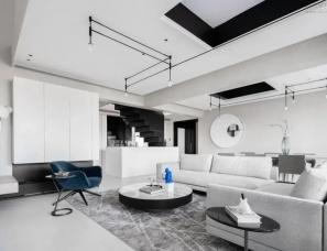 恒田设计--上海桐柏公寓240㎡