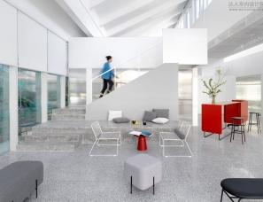 木答答木设计--北京 CWITM 办公室