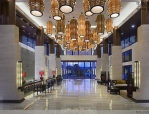 深圳朗联设计 广西古象温泉度假酒店