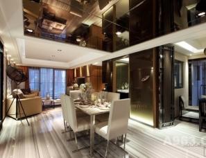 深圳创域设计--喜悦里样板房