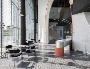 肯思GAZER设计+观泽室内设计--Sometimes 新时沏概念奶茶店