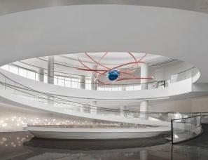 CLV赛拉维设计--常德旭辉·国际新城营销中心