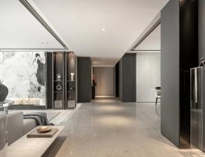 派尚设计--青岛卓越·天元样板房290m²