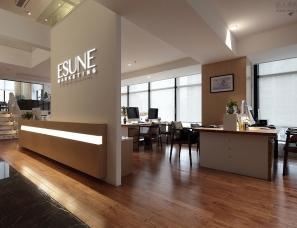 温州大墨空间设计--新生 上海一线营销机构办公室