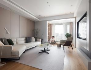 木尚空间设计--瑞安天瑞臻品住宅