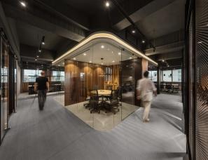 伊欧设计--飨宾台北办公室