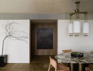 香港NCDA--The Imperfect Residence 160㎡侘寂私宅设计