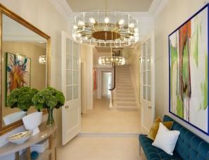 Helen Green设计--英国住宅