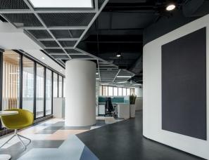 深圳里外营造空间设计--振业集团子公司办公室