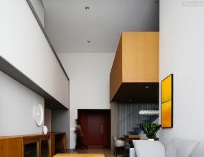 FC studio | 巴西圣保罗178㎡公寓改造 巧置四个功能盒子