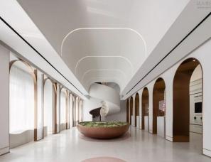 上海有岸设计+VGC韦高成设计--中南锦时江阴樾府营销中心