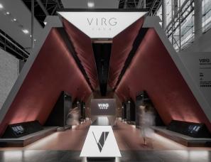 加减智库设计--VIRG CASA 2019展厅