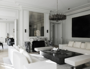 Joseph Dirand architecture设计--Montaigne