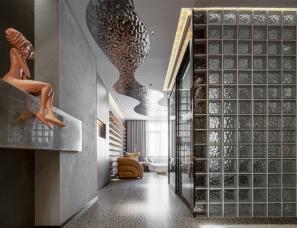 纪青空间设计--合肥净和抗衰中心
