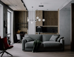 Alexander Bocharov--越舒适,设计越有高级!