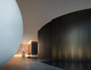 CCD设计--融创·曲江印现代艺术中心