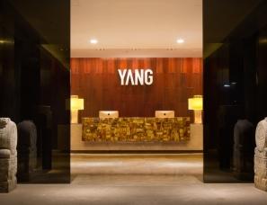 YANG杨邦胜酒店设计集团总部办公空间