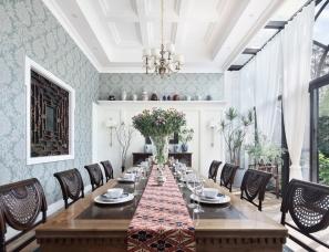 重庆宗灏设计--延熹色的家,精致时尚超有范!