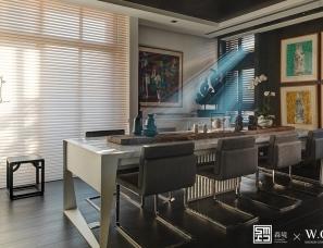 台湾王俊宏设计--境随心转