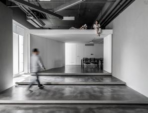 """玮奕国际设计--海南""""节奏""""新型办公空间"""
