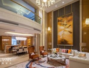 上海班瑞装饰设计--镇江御珑湖别墅B1户型