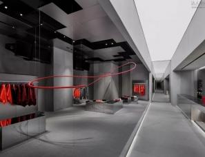 DOMANI 东仓建设--灰调的空间,如何做出艺术的高级感!